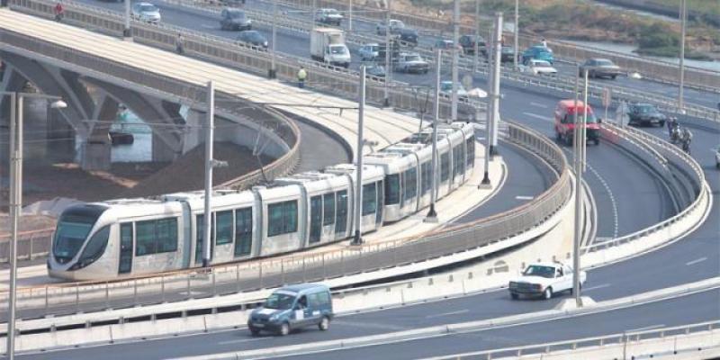 Première étude sur l'impact du tramway