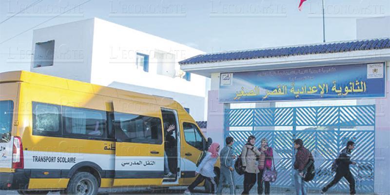 Tanger-Tétouan-Al Hoceïma: La région mise gros pour le transport scolaire-De notre correspondant permanent, Ali ABJIOU