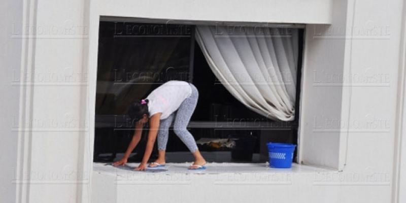 Travail domestique: Le contrat, premier point de contrôle