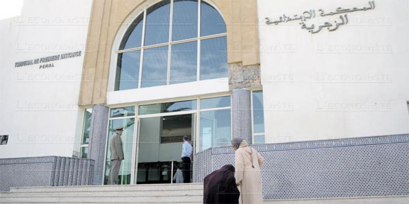 Aujjar veut en finir avec les escrocs dans les tribunaux