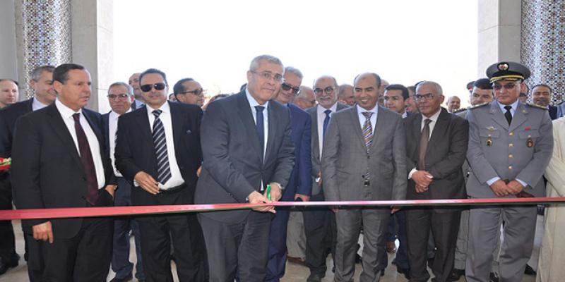 Taza : nouveau siège du tribunal de première instance