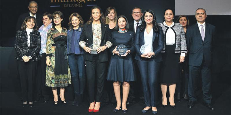 Trophée de la femme manager: Au-delà du prix, une forte dose d'inspiration