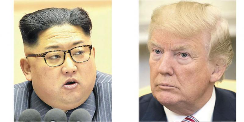 La rencontre Trump-Kim sous conditions