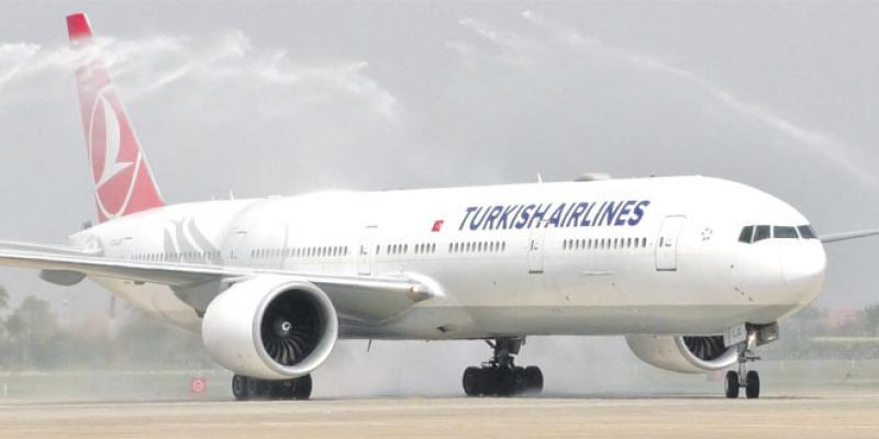 Turkish Airlines à la conquête de Marrakech