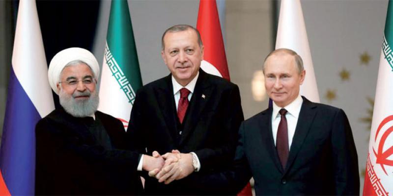 Syrie: Les belligérants veulent contrer la crise humanitaire