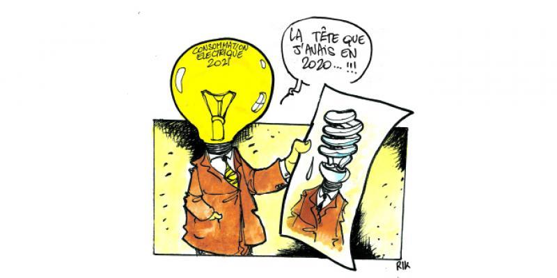 La consommation d'électricité retrouve son niveau d'avant crise