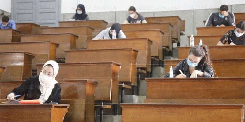 Rabat: Un dispositif spécial pour les examens universitaires