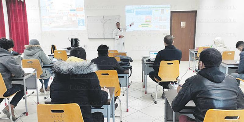 Université Mohammed Premier d'Oujda: Les travaux pratiques à distance étendus aux cours