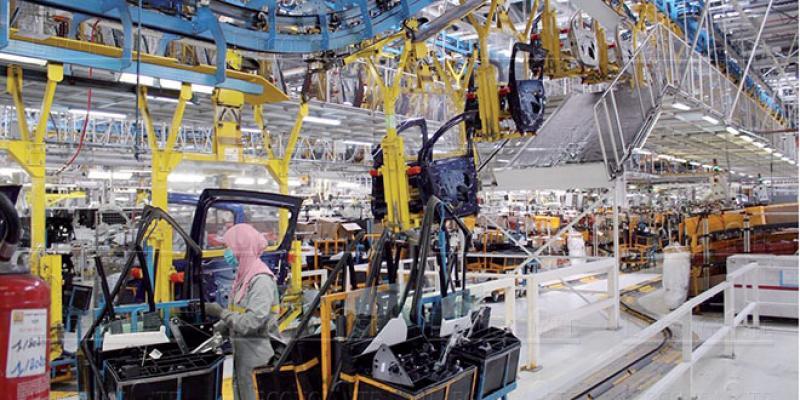 L'automobile, l'aéronautique, textile… sauvent les IDE