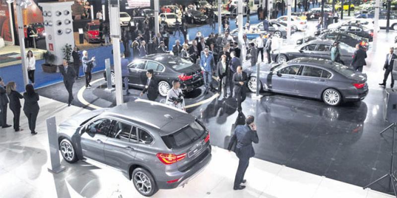 Automobile: Les ventes du neuf devraient terminer l'année en baisse