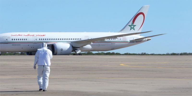 France-Espagne: Des plans de vol exceptionnels chez RAM
