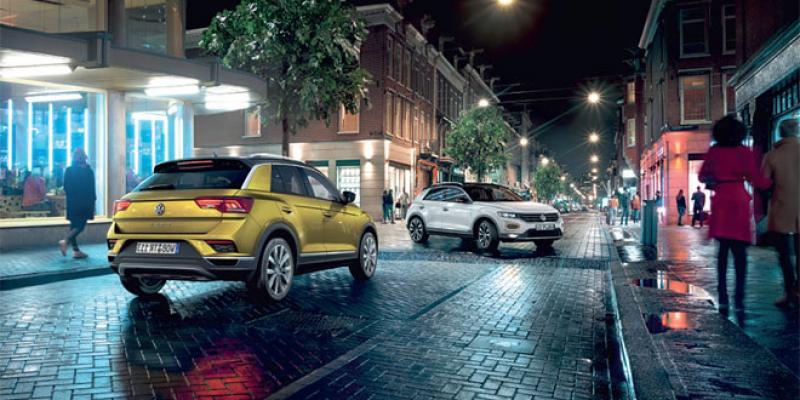 Volkswagen Maroc lance les précommandes du T-Roc