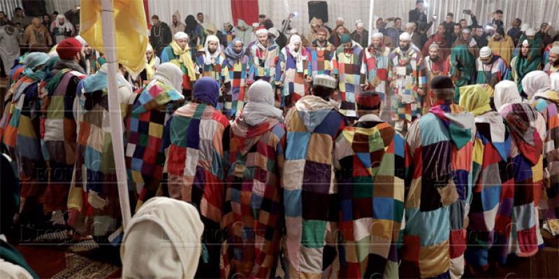 Zaouïa Karkria: Un soufisme haut en couleurs