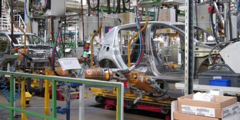 L'industrie automobile drive les IDE au Maroc