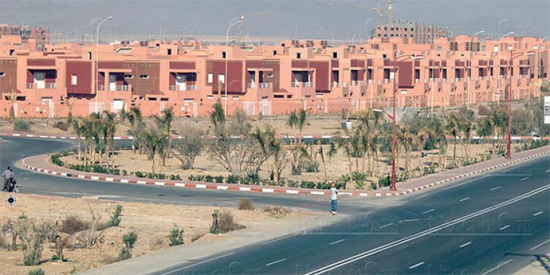 Dossier Marrakech - Zones industrielles, parc industriel: Une thérapie pour le foncier