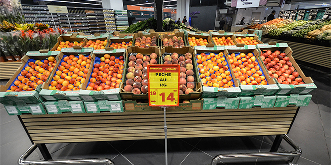 Fruits et légumes: Les grandes et moyennes surfaces directement approvisionnées par les producteurs