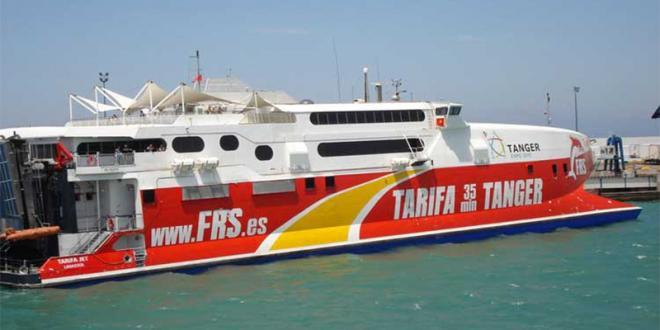 Marhaba : Période de rush au port de Tarifa