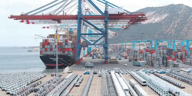 Tanger Med : Le Pôle portuaire maintient le niveau