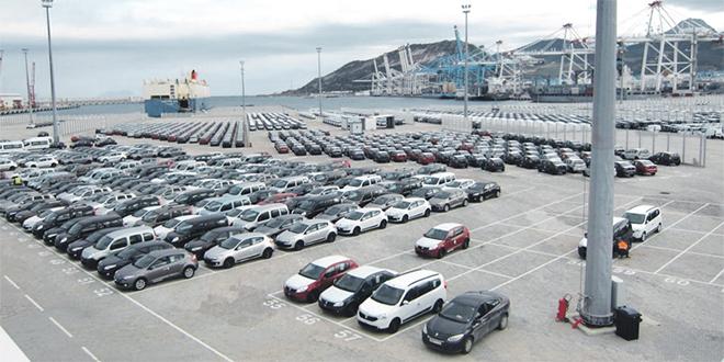 Tanger Med : Hausse de 11% des véhicules manutentionnés