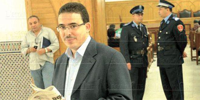 Recours à la force publique dans l'affaire Bouâchrine