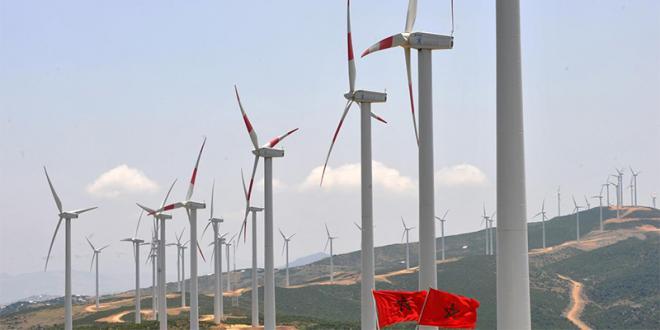 Acwa Power: démarrage du parc éolien Khalladi