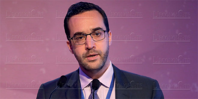 Tarik El Malki nouveau DG de l'ISCAE de Rabat
