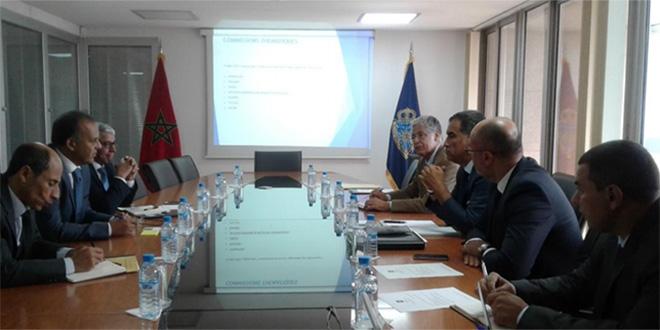 Partenariat entre TIJARA 2020 et la douane