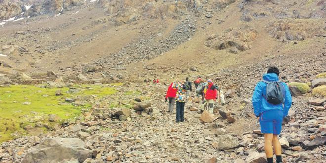 Découverte des corps de touristes étrangères près du centre Imlil