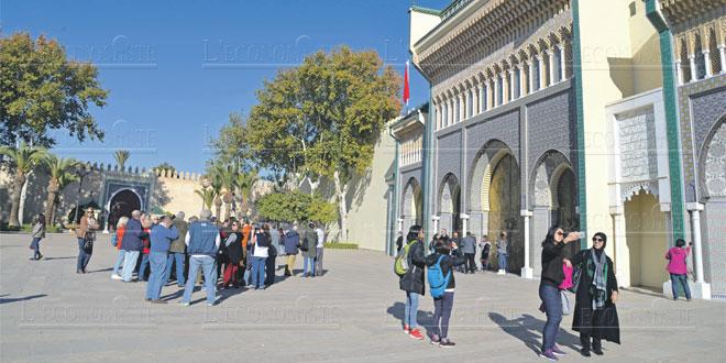 Fès: Les arrivées touristiques se replient de 57%
