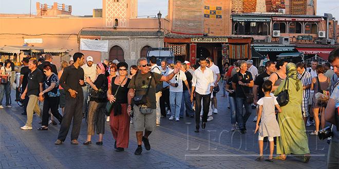Tourisme: Les arrivées bondissent de 6,4%