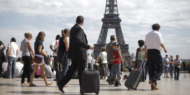 Tourisme mondial : Une première depuis 7 ans