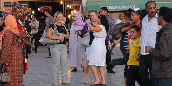 Marrakech: Bon cru des nuitées touristiques