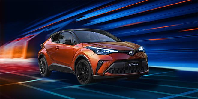 Nouveau Toyota CH-R: Différent, exceptionnel, unique et innovant