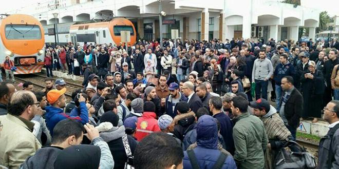 Trains : Les grandes grèves de retour