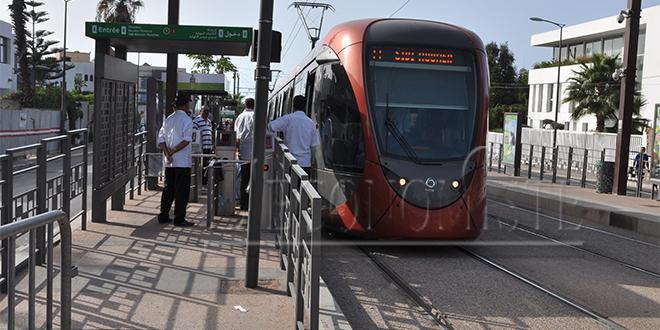 Casa/ Tramway : Des perturbations attendues avec les tests de la ligne 2