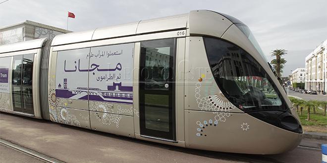Tramway Rabat-Salé: Les essais lancés sur l'extension de la ligne 2