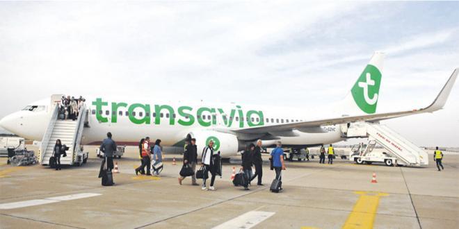 L'ONMT signe avec Transavia