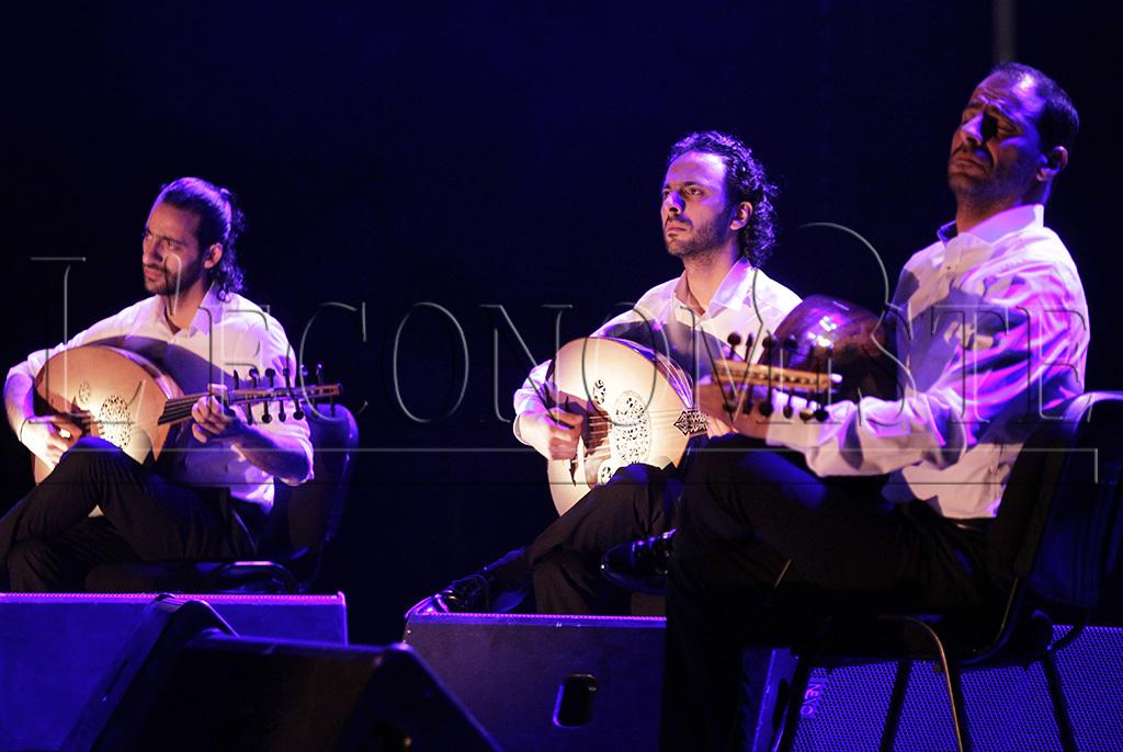 Le Trio Joubran - Palestine