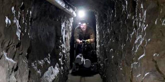 Découverte du plus grand tunnel de contrebande