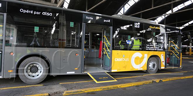 Aïd Al-Adha / Casablanca: Les horaires des bus