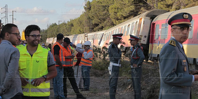 DIAPO-Le trafic sur l'axe Marrakech-Casablanca rétabli aujourd'hui