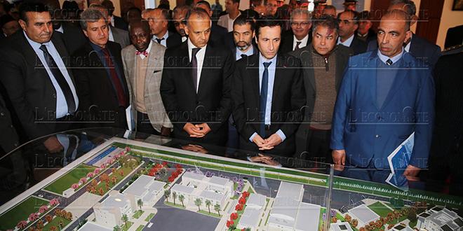 DIAPO-La Douane inaugure son nouvel institut de formation