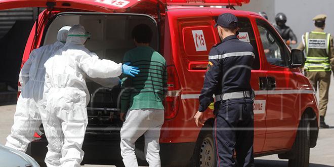Covid19: La région de Rabat dépasse la barre de 300 cas