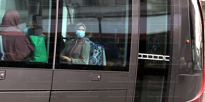 Casablanca-Tramway: RATP Dev limite le nombre de passagers par rame