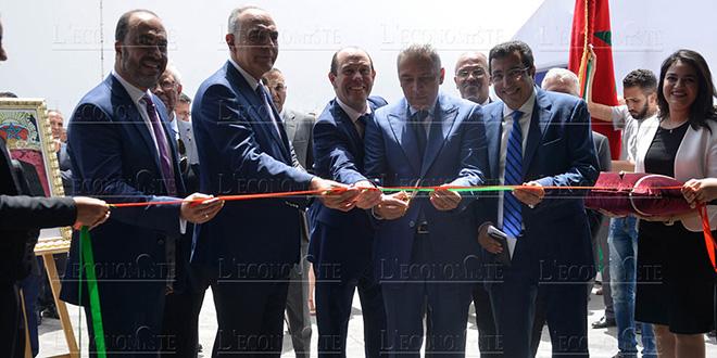 DIAPO-Aéronautique : Deux nouveaux sites inaugurés
