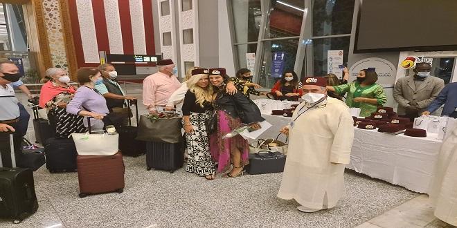 DIAPO-Fès accueille ses premiers touristes Américains