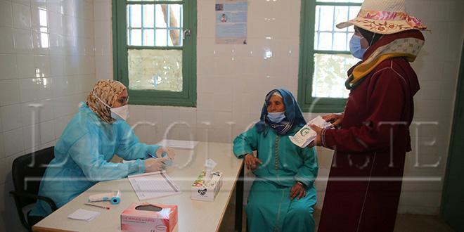 Vaccination Covid: les centres ouverts 7/7 jusqu'à 20 heures