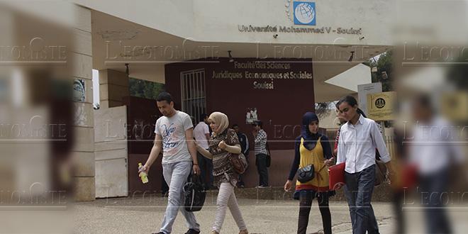 Université de Rabat: 85% des cours en ligne