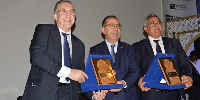 Fès: L'UPF célèbre l'excellence de ses lauréats