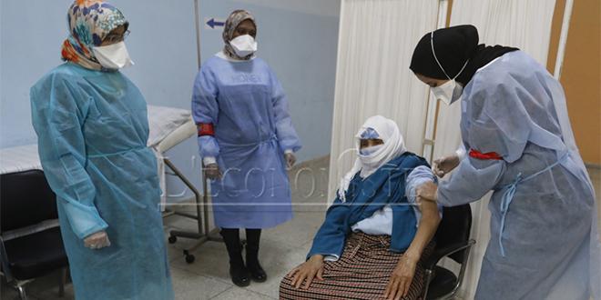 Meknès: La DRS dément des décès dus au vaccin anti-Covid19